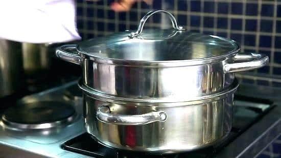 Jak gotować w garnku na parze?