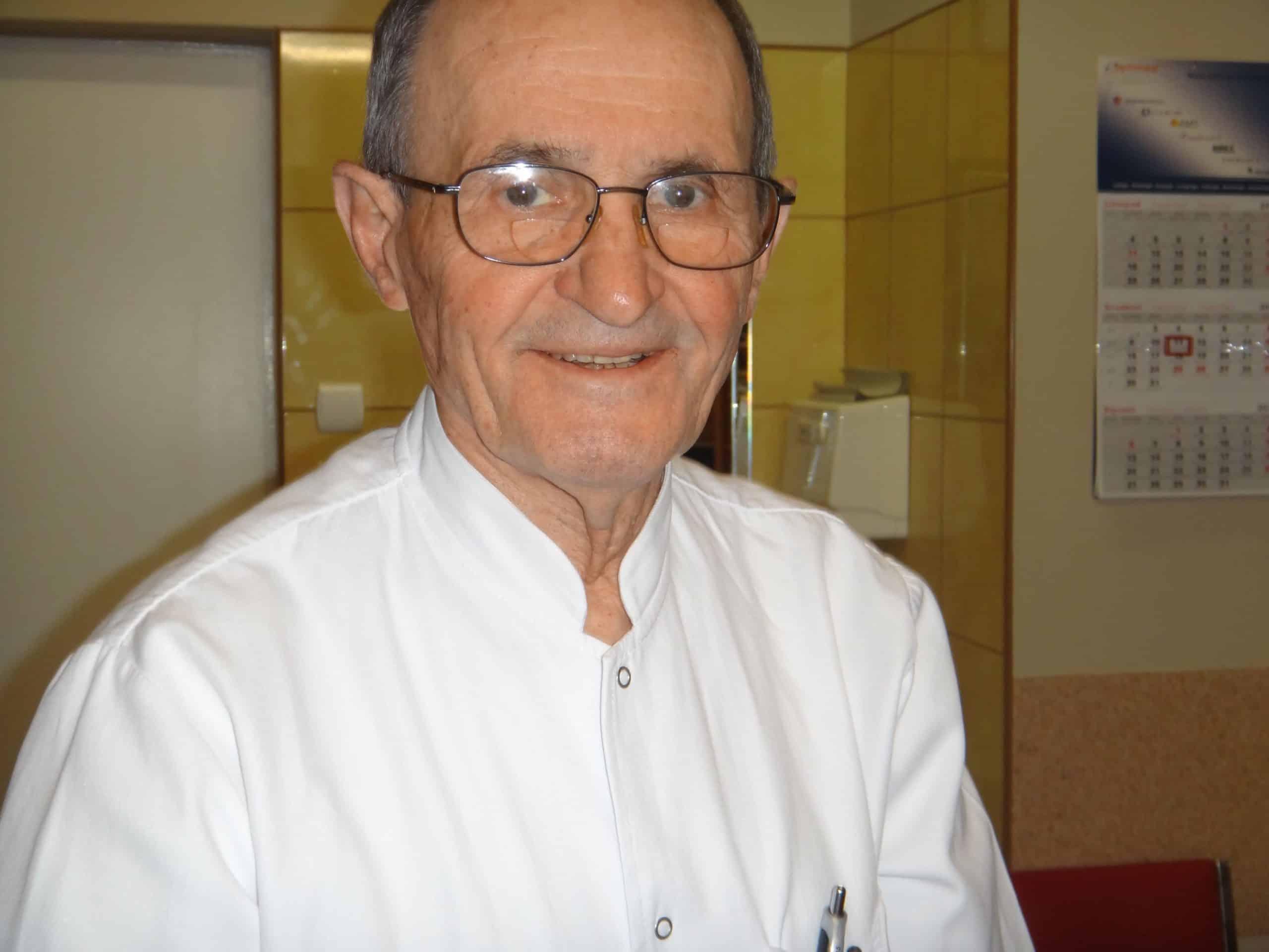 Eugeniusz Murawski – najstarszy operujący lekarz