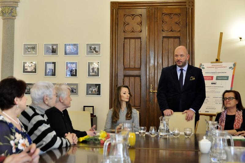 Założenia polityki senioralnej we Wrocławiu