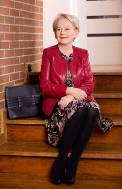 Krystyna Bałakier - fot. Luiza Różycka