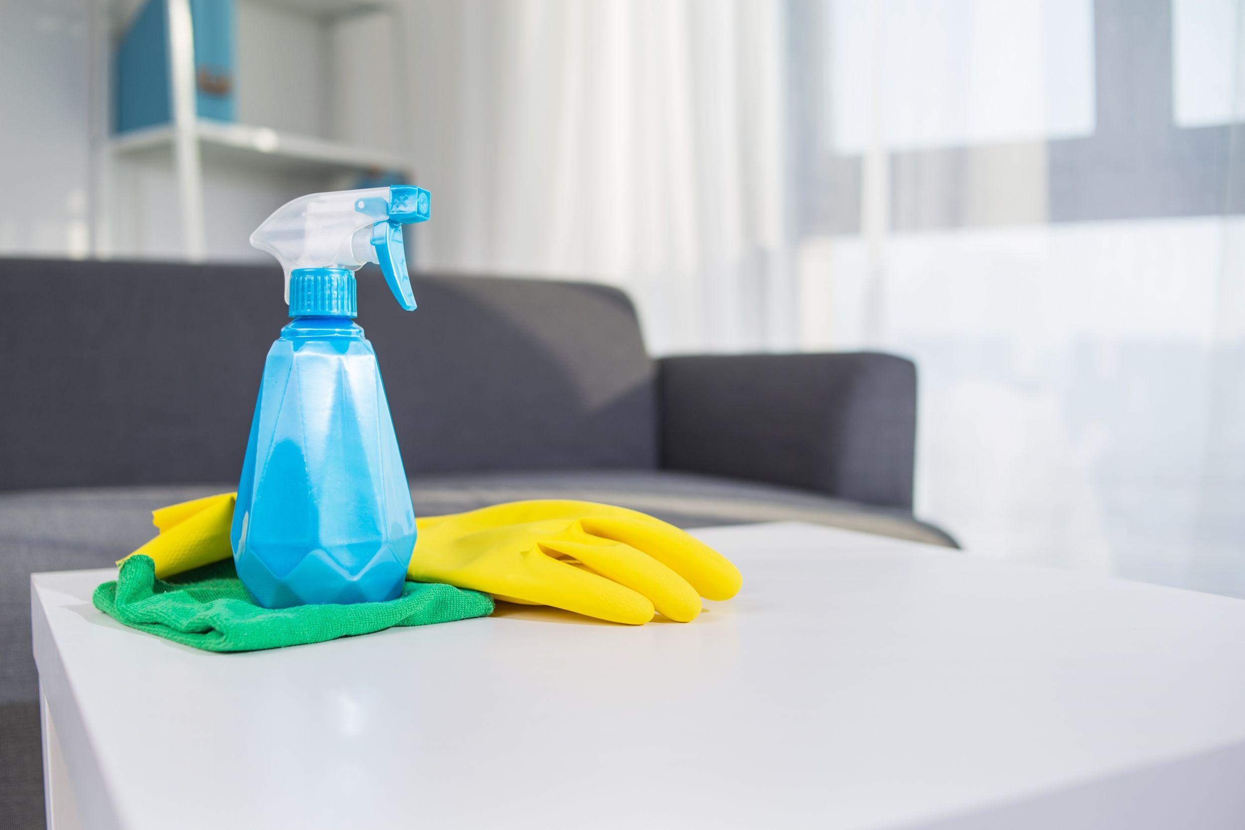 Domowe sposoby na sprzątanie