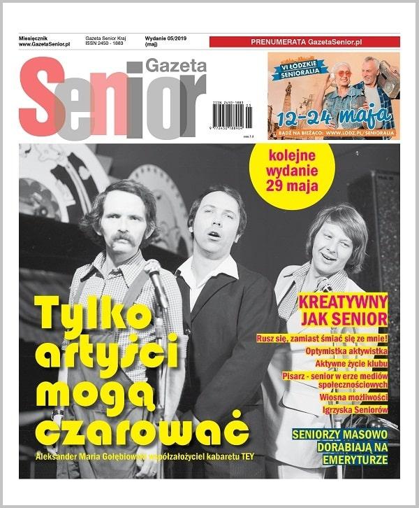 Gazeta Senior majowy numer