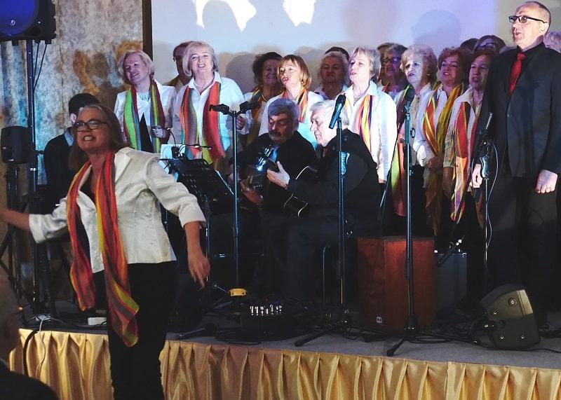 Przegląd Dorobku Artystycznego CAS Kraków – Gospel Senior