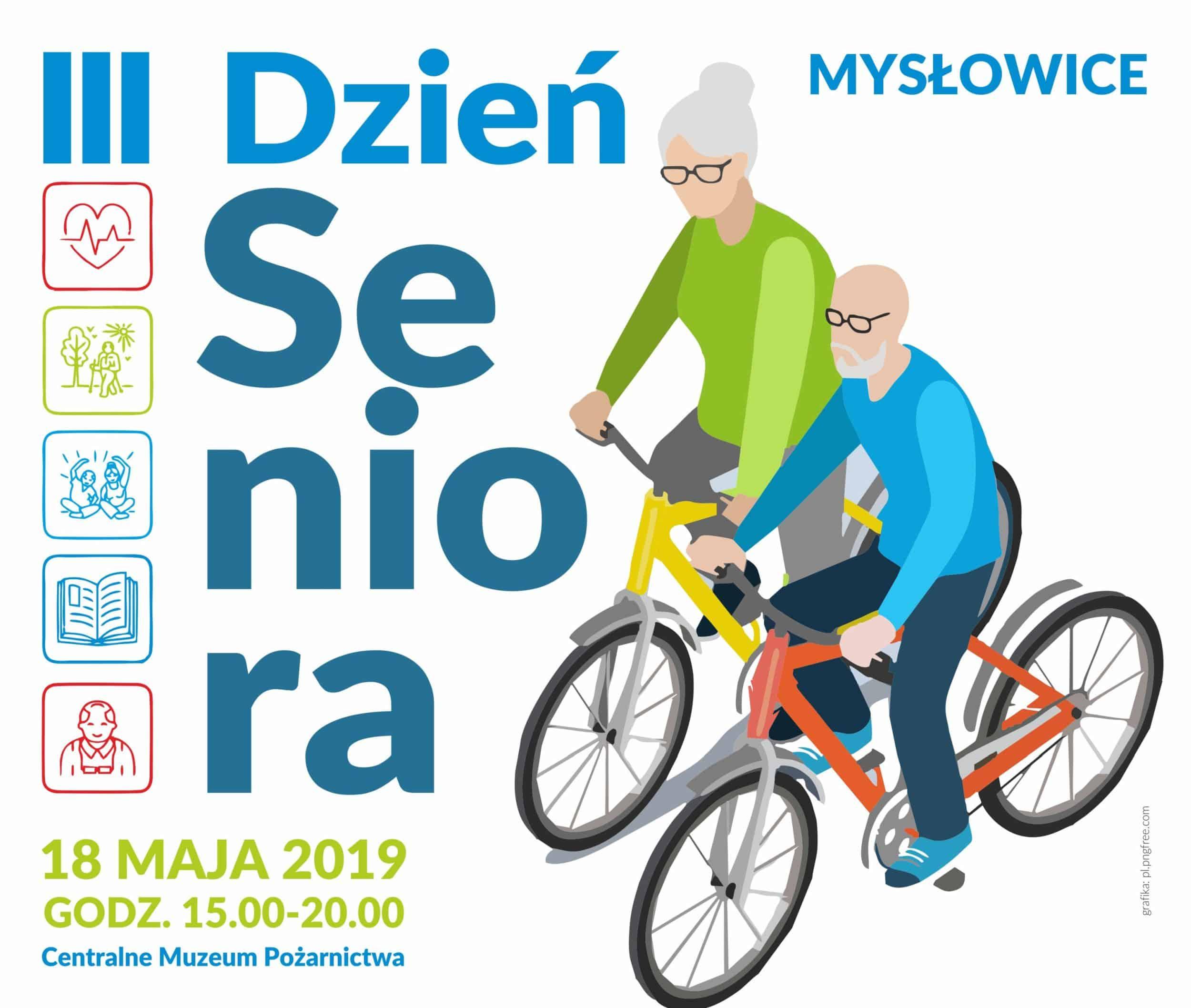 III Dzień Seniora w Mysłowicach już 18 maja
