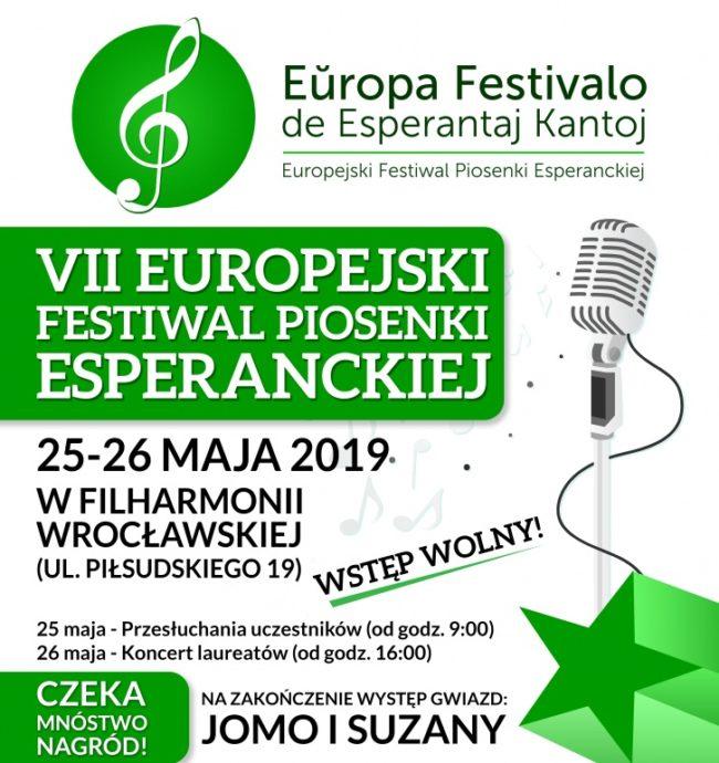 VII Europejski Festiwal Piosenki Esperanckiej