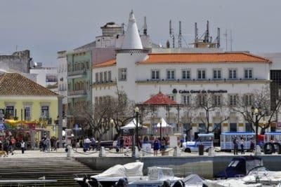 Faro, port, fot.©J.Dudzik