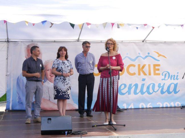 Organizatorzy Sopockich Dni Seniora
