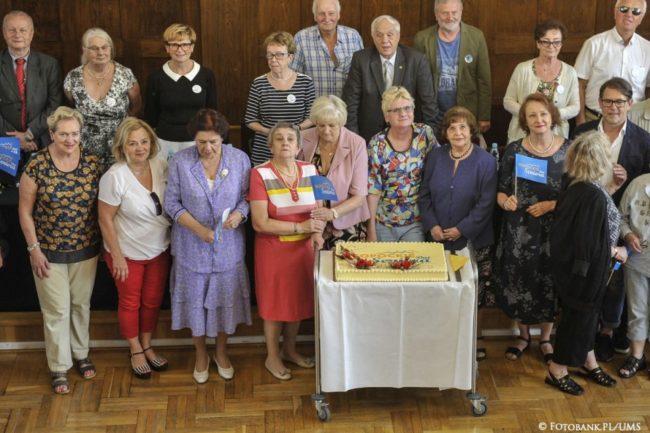 Wspólne zdjęcie Sopockiej Rady Seniorów (fot. Jurek Bartkowski/FotobankPL/UMS)