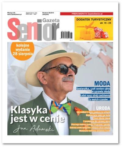Gazeta Senior sierpniowy numer
