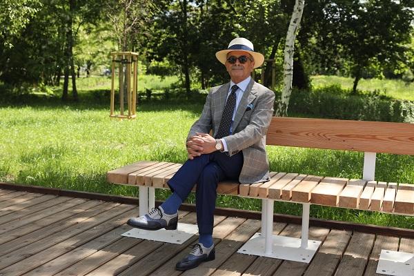 Jan Adamski (fot. Małgorzata Adamska)
