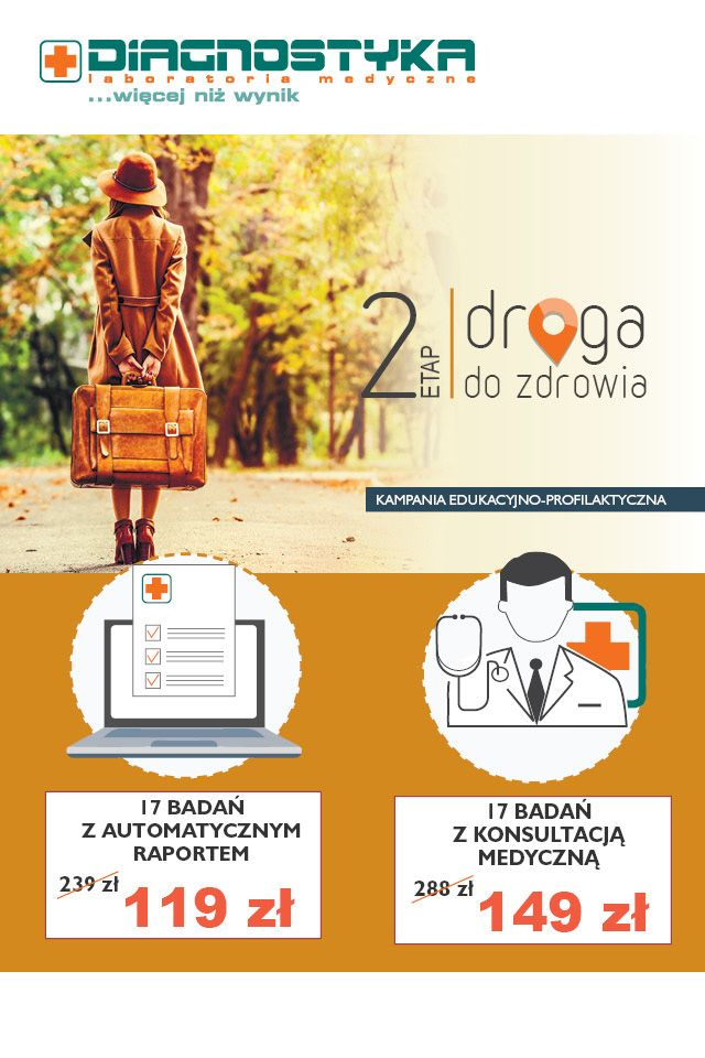 Kampania profilaktyczna Droga do zdrowia