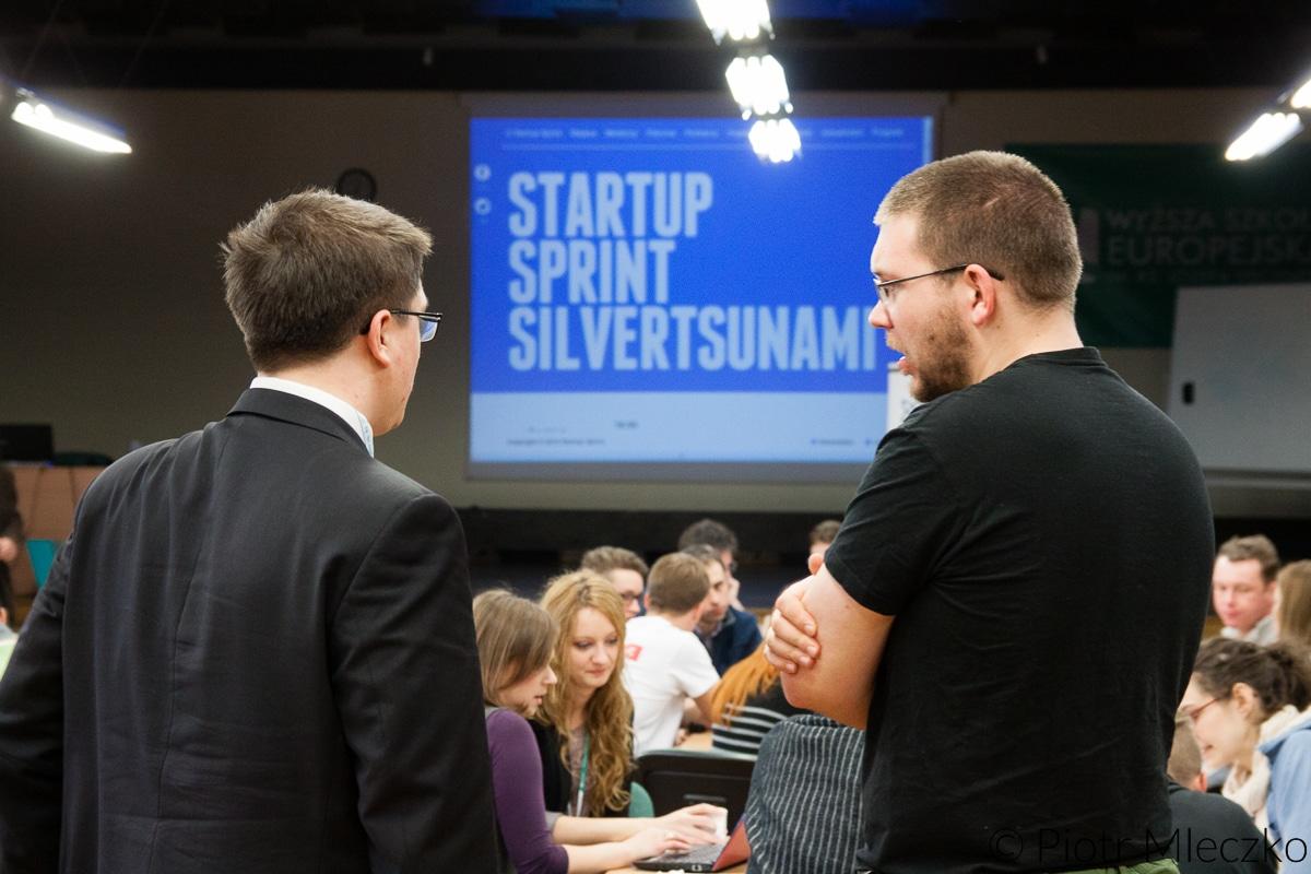 Seniorów pomysły na biznes – Startup Sprint Silver Tsunami w Krakowie