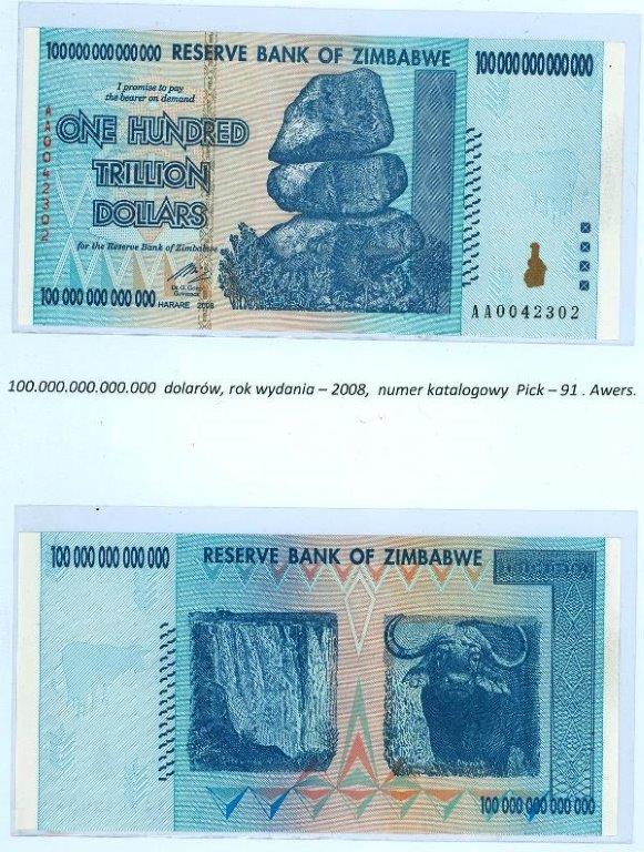 Wystawa NBP – Banknoty największych hiperinflacji na świecie