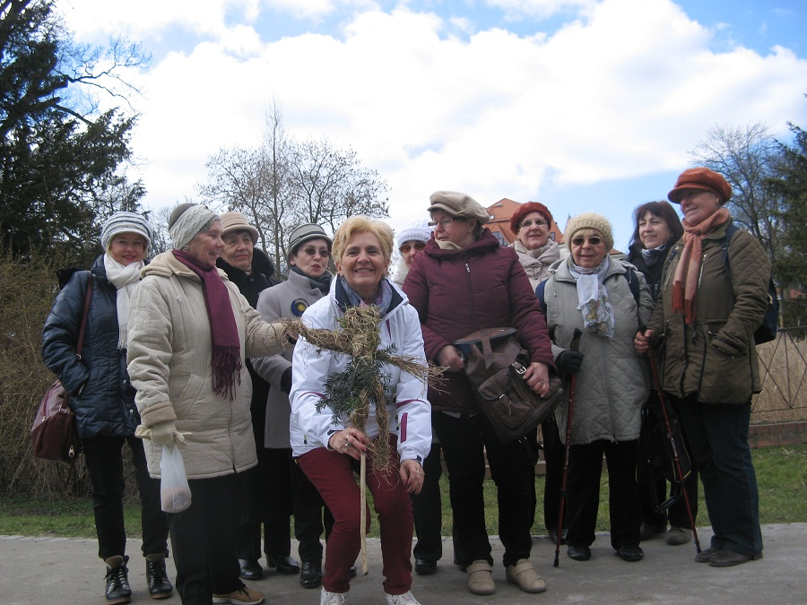 Wrocławscy seniorzy pożegnali zimę
