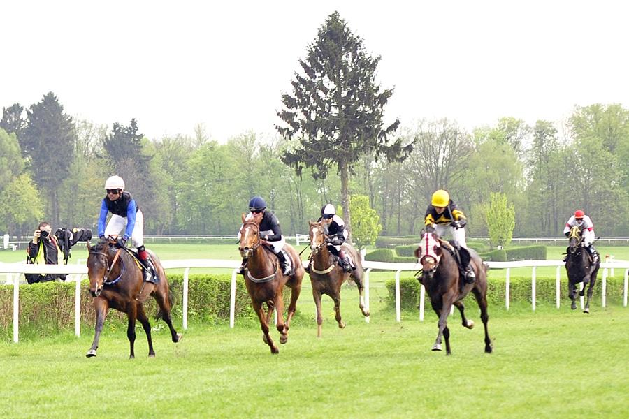 Otwarcie sezonu wrocławskich wyścigów konnych
