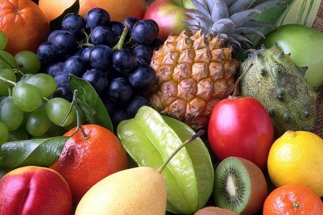 Jak i gdzie przechowywać owoce i warzywa?