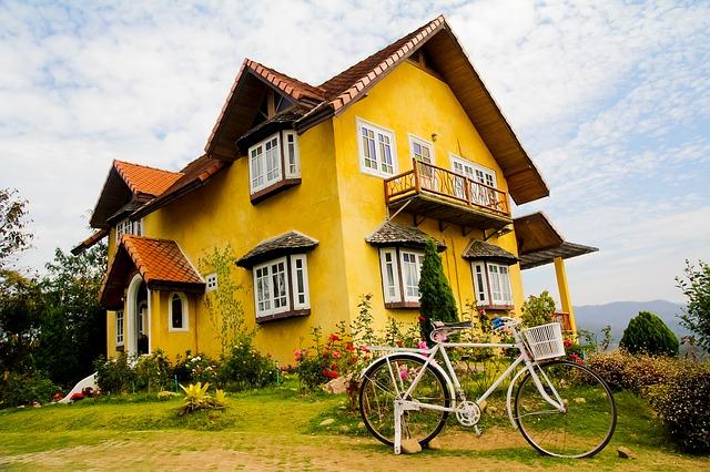 Dom sam chroni się przed włamywaczem