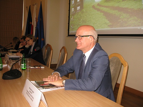 Senator Mieczysław  Augustyn
