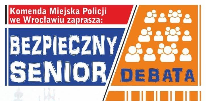 Bezpieczny Senior – debata