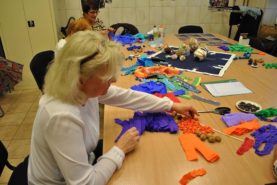 16.11.15_warsztaty ozdób choinkowych_fot 3 Agnieszka Kokoszkiewicz