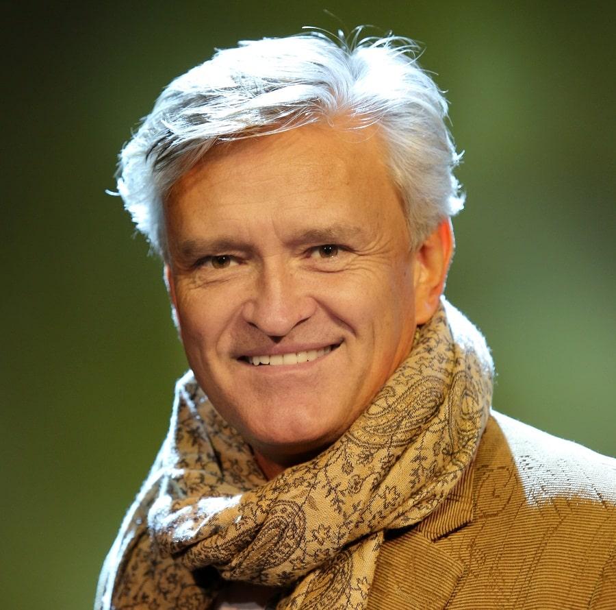 Wojciech Dąbrowski, nie chciałem być aktorem