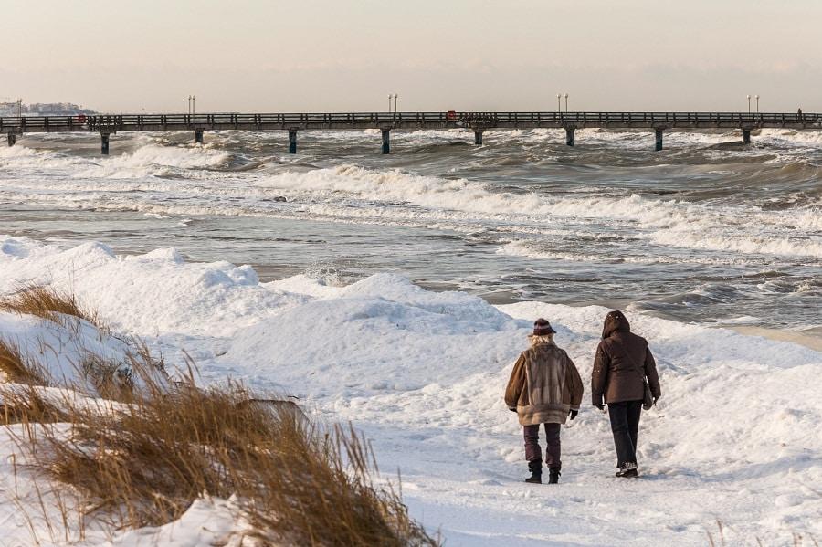 A może zimą nad morze?