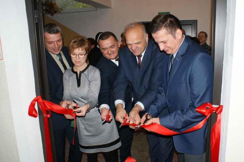 Otwarcie Dziennego Domu Opieki Senior-WIGOR w Złotowie