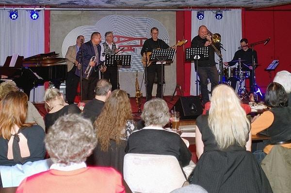 Jazzowe koncerty dla seniorów