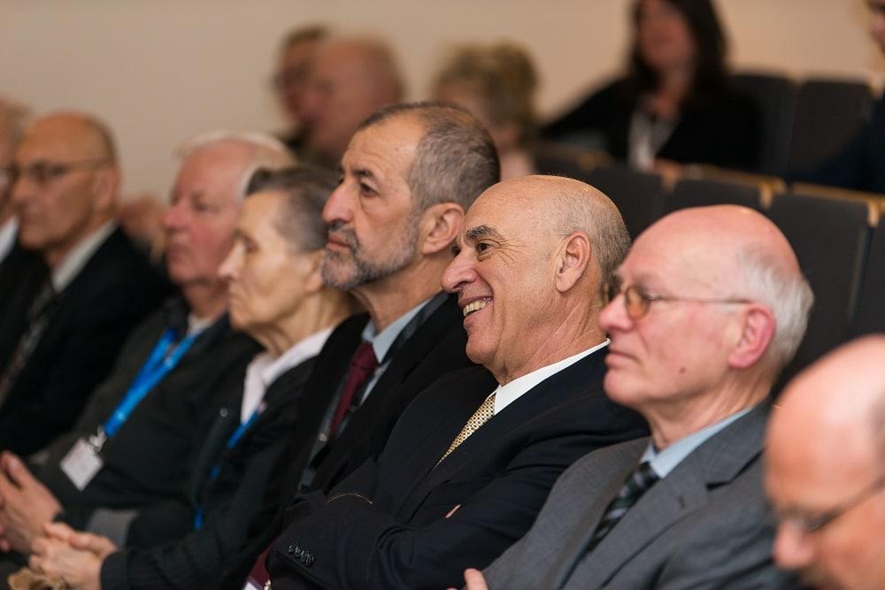 XII Kongres Psychogeriatryczny_prof. Kiejna_prof. Noy_prof. Davidson