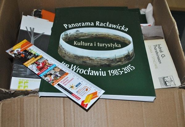 książki na zbiórkę_fot 1 Kamila Polańska