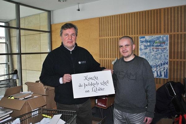 książki na zbiórkę_fot 5 Kamila Polańska