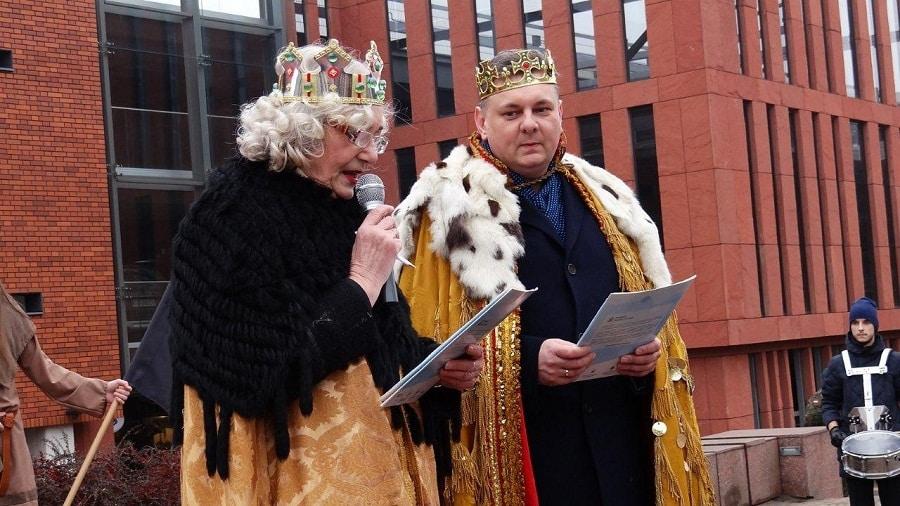 Królewskie imieniny
