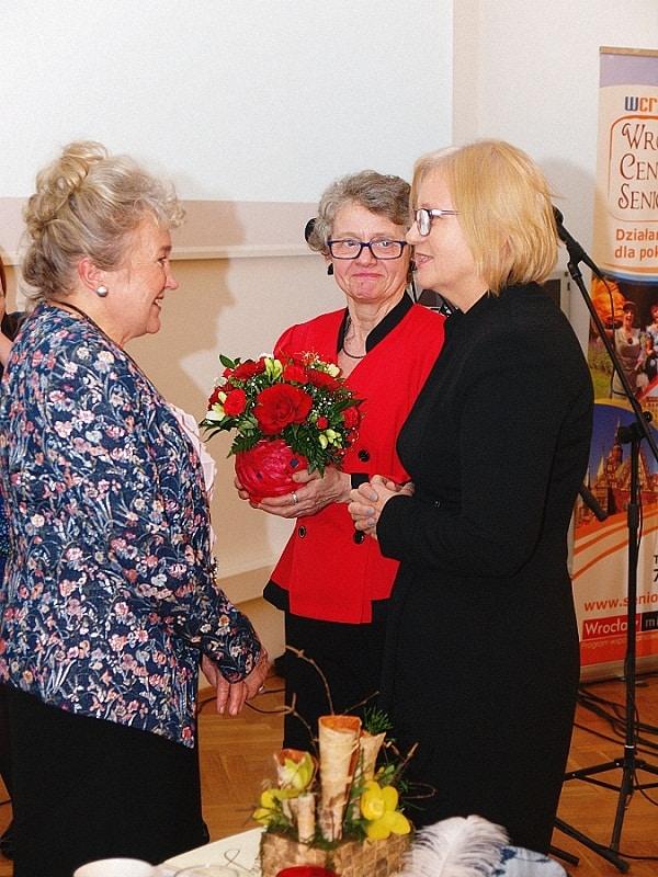 Jubileusz 50-lecia pracy dla seniorów Walentyny Wnuk W-W_fot 8 Tadeusz Wilk