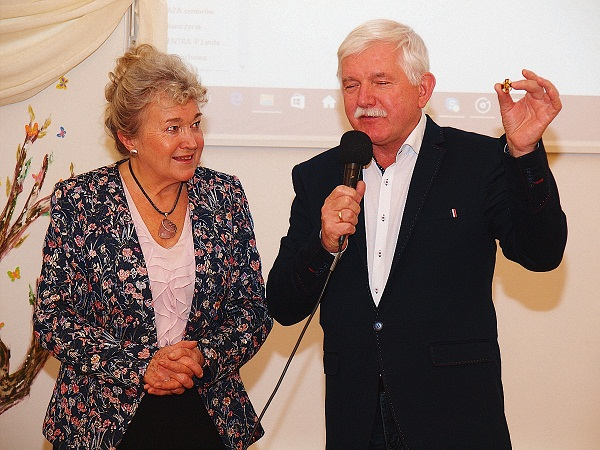 Jubileusz 50-lecia pracy dla seniorów Walentyny Wnuk W-W_fot 9 Tadeusz Wilk