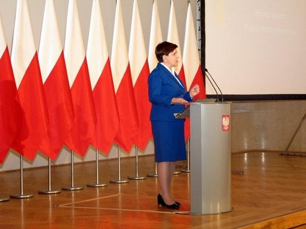 """Konferencja """"Wsparcie Społeczeństwa Obywatelskiego w Polsce – Nowe Otwarcie"""""""