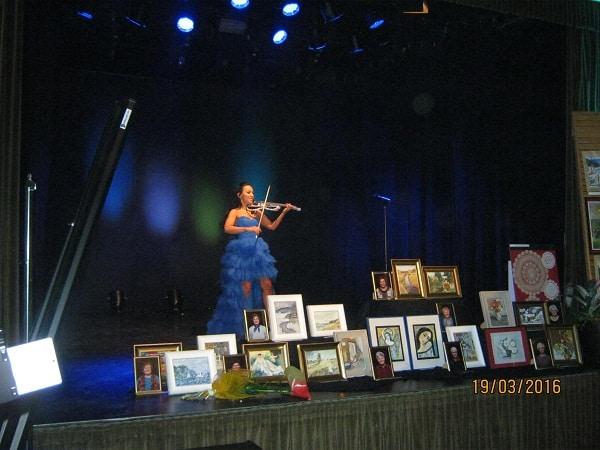 koncert podczas III Zgorzeleckich Spotkań Dolnośląskich Seniorów