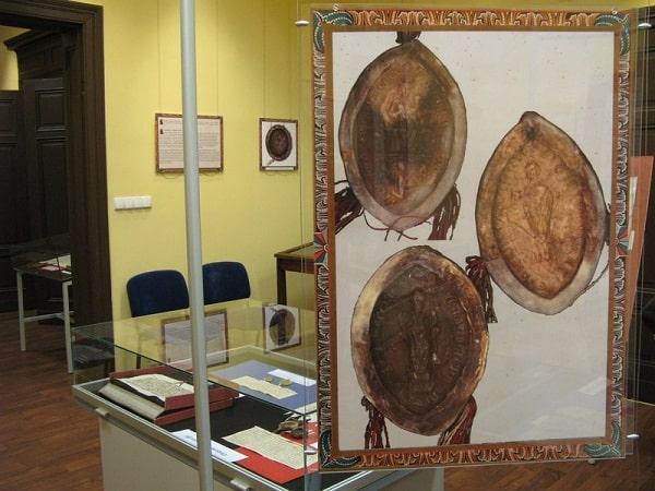 Wystawa w Archiwum Bydgoskim