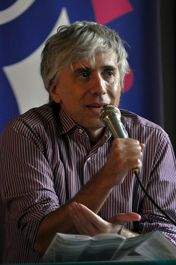 dyrektor festivalu Giovanni Antonini