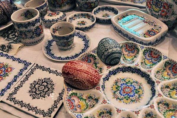 porcelana z opolskiego w Muzeum Etnograficznym