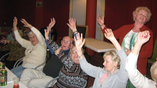 Seniorzy wypoczywają w Rabce