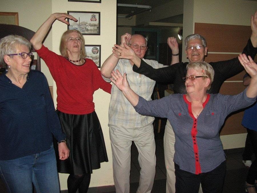 Seniorzy bawili się i wypoczywali w Rabce