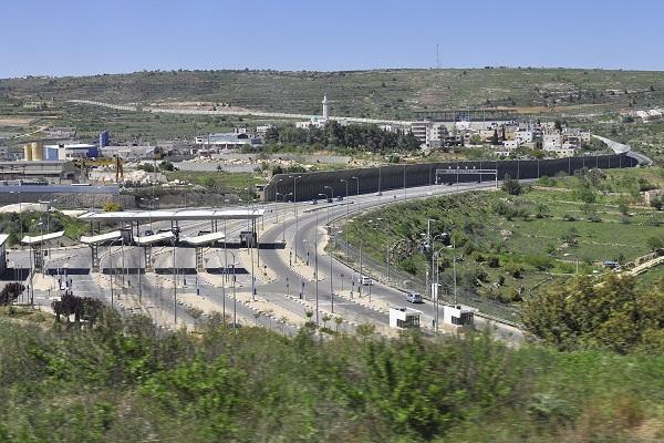 Betonowe mury Autonomii Palestyńskiej