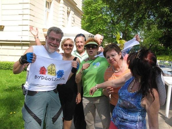 """IV Marsz """"Nordic Walking Studentów UTW"""""""