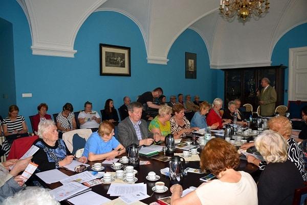 Spotkanie Miejskiej Rady Seniorów w Poznaniu