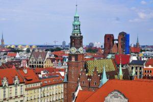 Obiad na wysokości Wrocław Festiwal Europa na Widelcu