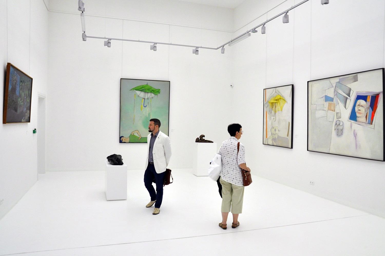 Pawilon 4 kopuł nowe muzeum we Wrocławiu – dużo zdjęć