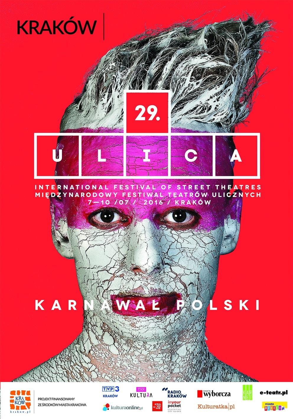 29. ULICA Międzynarodowy Festiwal Teatrów Ulicznych