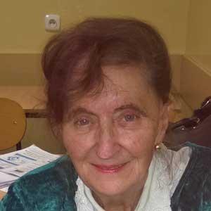 Moja przygoda z koronawirusem. Wspomina Maria Marchwicka, słuchaczka UTW, uczestniczka warsztatów dziennikarsko-literackich