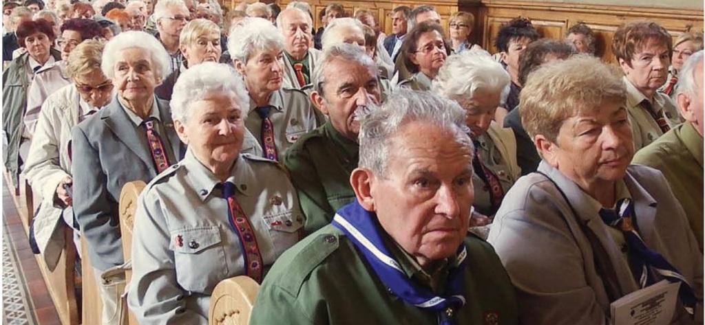 ZHP Skulsk_Harcerze Seniorzy