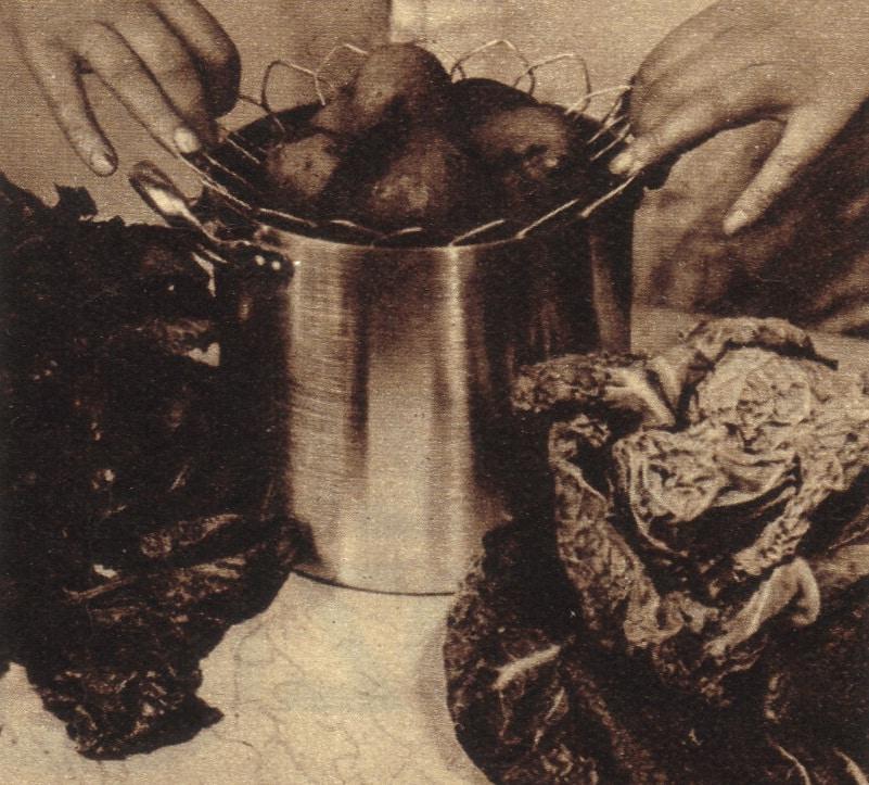 Dawne przepisy – polskie dania przedwojenne z 1935 r.